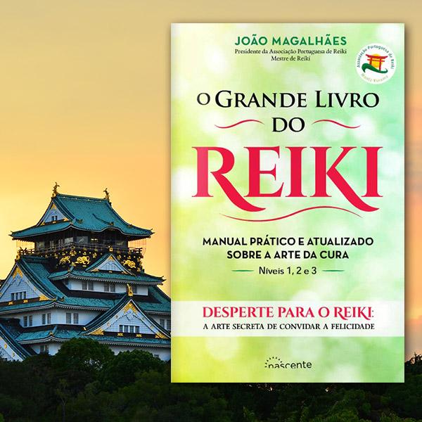 Manual prático para todos os níveis de Reiki.