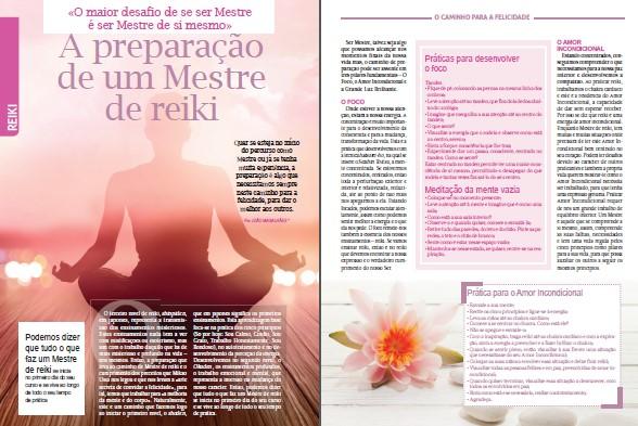 revista reiki & yoga - João Magalhães