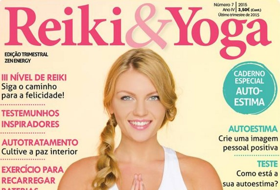 Reiki & Yoga em especial para a auto-estima