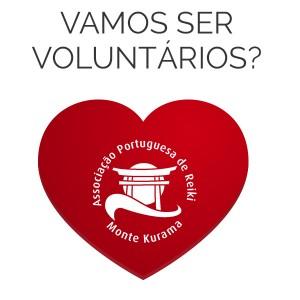 vamos ser voluntários