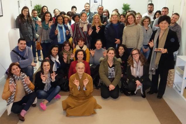 Porque aprendemos Budismo – uma aula de Dharma com a Mestra Miao Yen