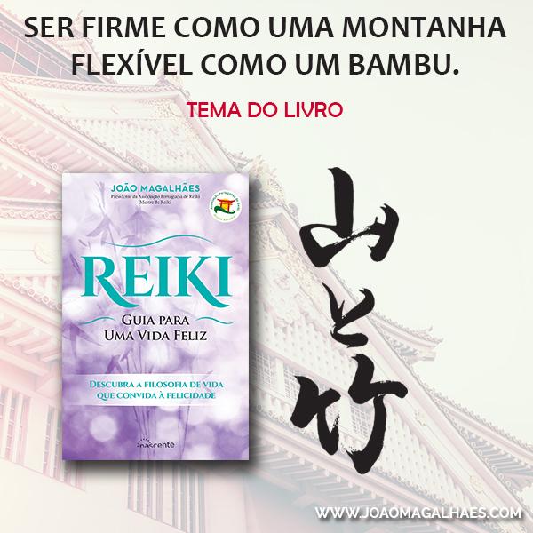 reiki guia para uma vida feliz - joão magalhães 9