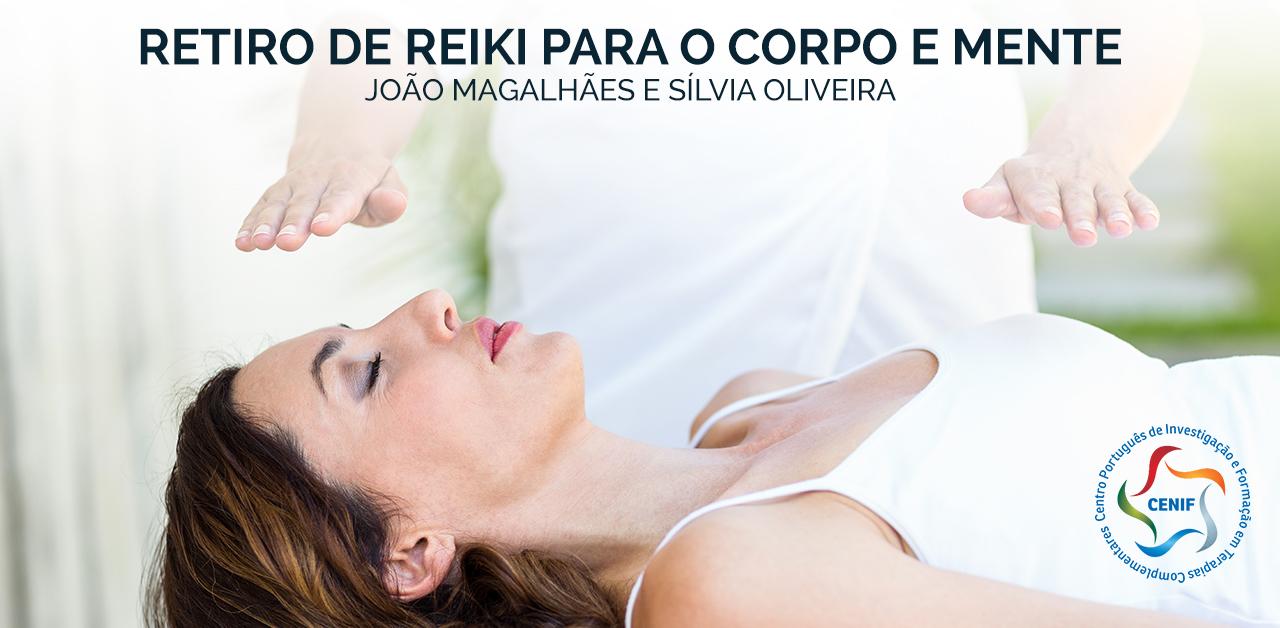Retiro de Reiki para o Corpo e Mente