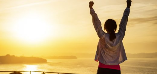 stock-woman-happy-sunset-success-joy-8m1q