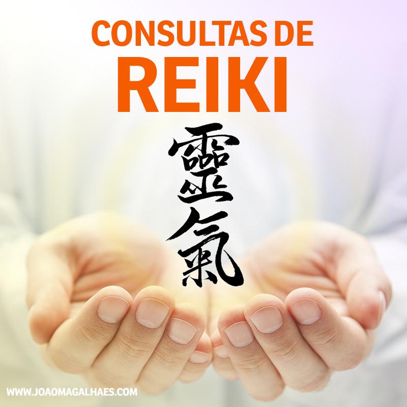 Consultas de Reiki