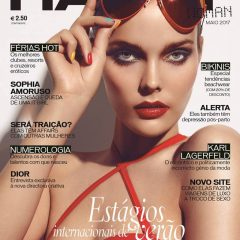 Promoção CENIF na revista Happy Woman