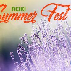 Reiki Summer Fest – abertura do ano lectivo no CENIF