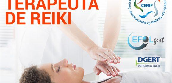 CENIF arranca com Curso Profissional de Terapeuta de Reiki para praticantes de nível 3