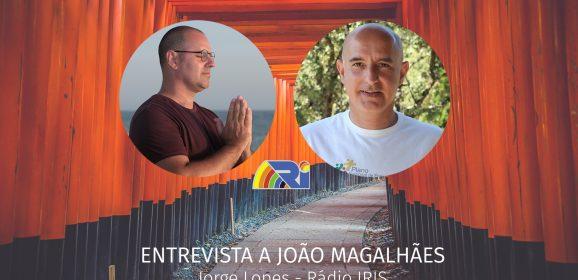 Programa Saiba Viver – Rádio Iris – João Magalhães