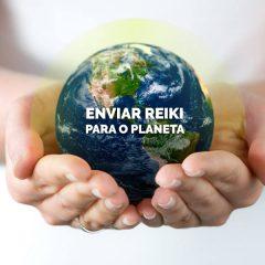 Meditação guiada de envio de Reiki para o planeta