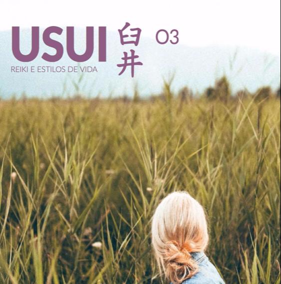 Revista Usui – Reiki e Estilos de Vida #3