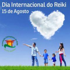 Comemorar o Dia Internacional do Reiki em retiro