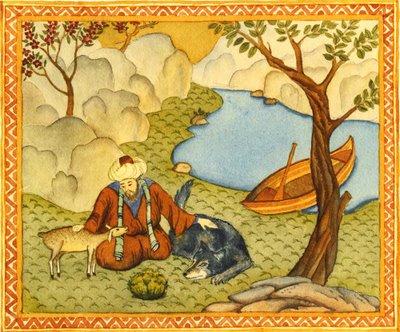 A sabedoria sufi – o encontro com o amor