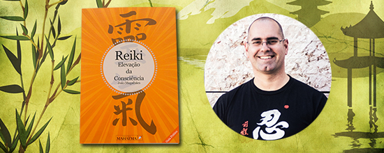 O teu comentário sobre o livro Reiki – Elevação da Consciência