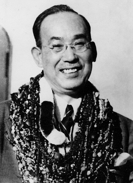 Só por hoje, somos gratos, Mestre Hayashi.