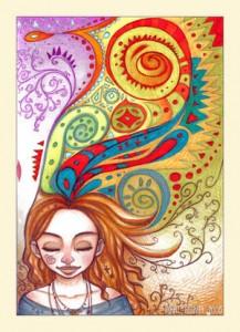 A consciência traz a percepção do nosso universo interior e exterior, a compreensão do Bem Supremo e do caminho para a Felicidade.