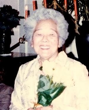 Hawayo Takata - 1900 - 1980