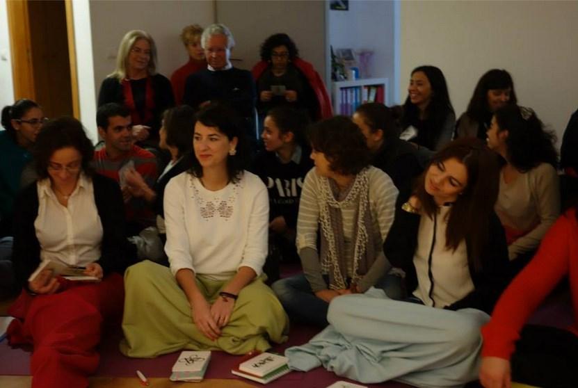 Reiki para o Corpo e Mente, o workshop e apresentação em Guimarães
