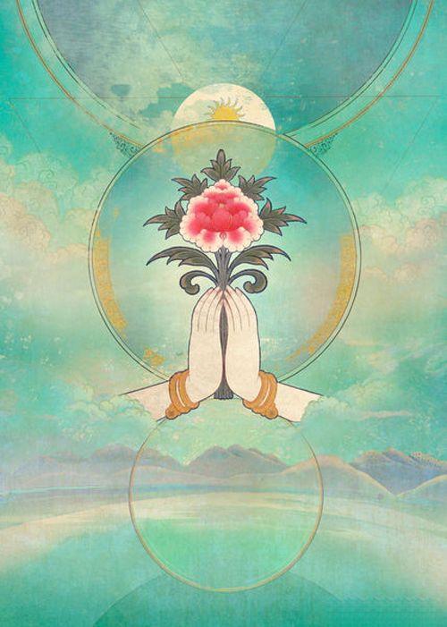 A paz está dentro de ti, por vezes coberta de nuvens ou de paz mas, sem dúvida que está dentro de ti. És um portador de paz.