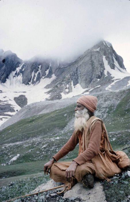 A meditação depende apenas de ti, de como te entregas a esse estado e união.