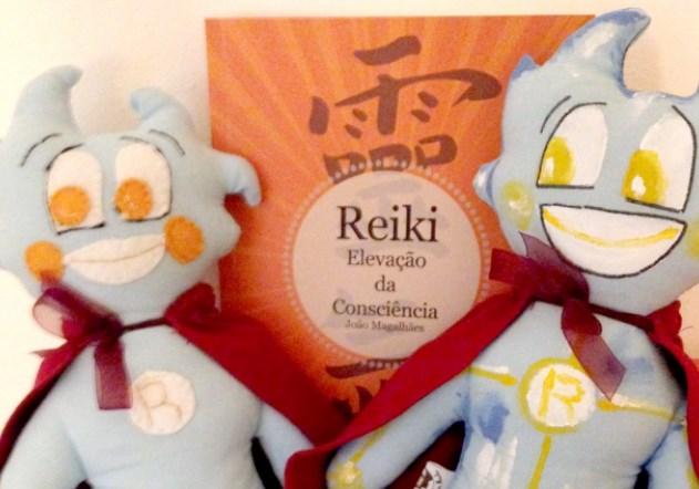 O Super Reikinho e Reiki para crianças