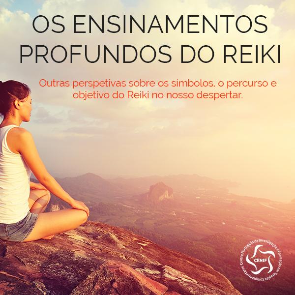 facebook ensinamentos profundos do reiki