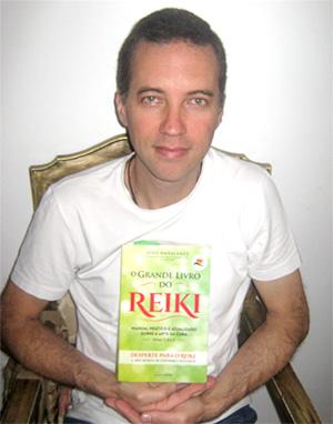 Nuno Nunes, Terapeuta e Mestre de Reiki