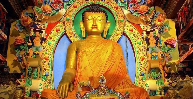 Um monge budista que usou a sua prática para fazer as pazes com o cancro