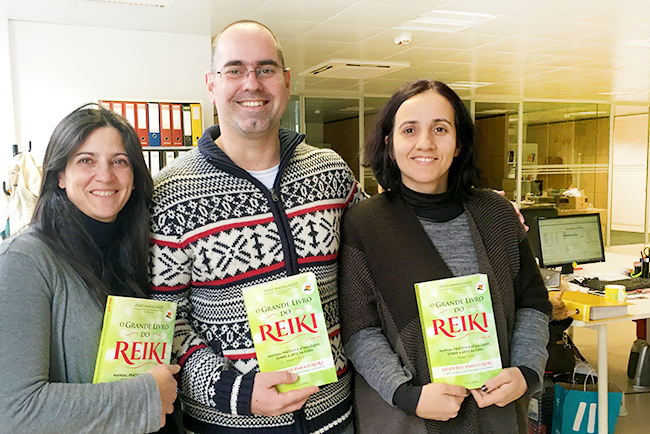 2 edição esgotada o grande livro do reiki