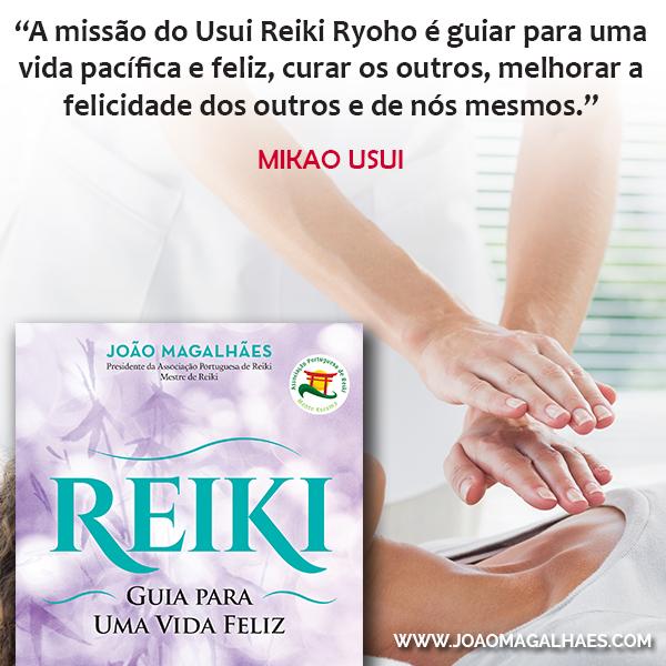reiki guia para uma vida feliz - joão magalhães 8