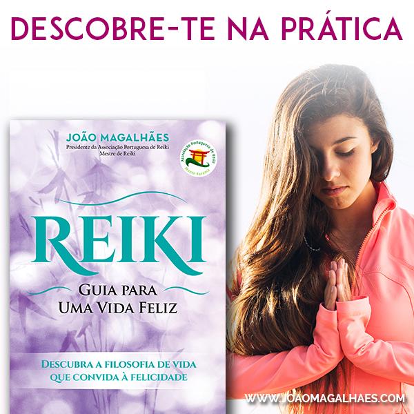 reiki guia para uma vida feliz - joão magalhães 4