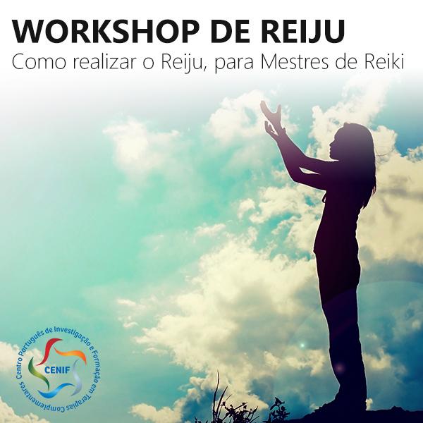 Curso de Reiju para Mestres de Reiki (Janeiro)