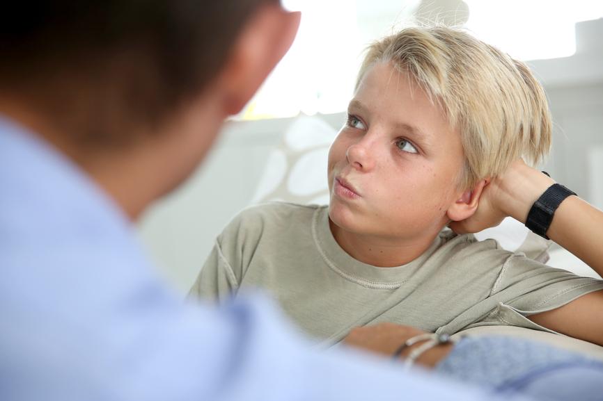 Ter uma boa reacção com Reiki ao mau comportamento de uma criança
