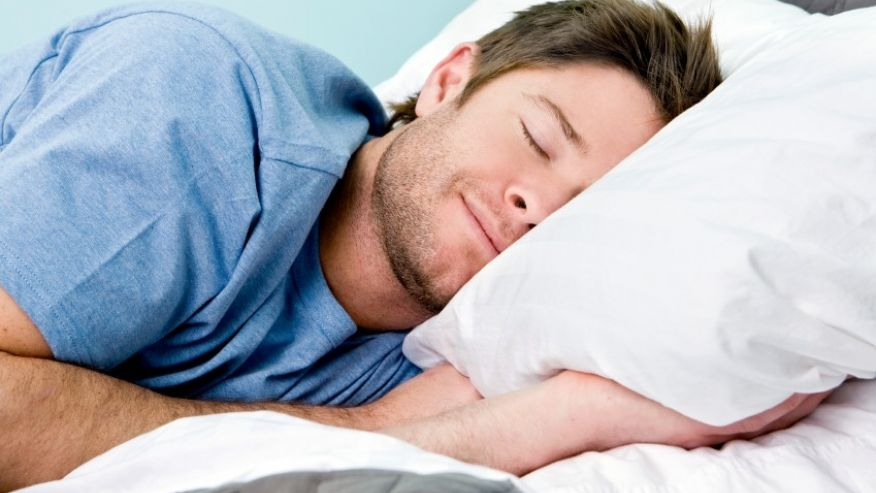 adormecer no autotratamento Reiki