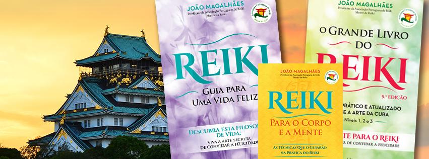 Livros de Reiki