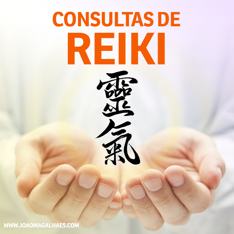 Consultas de Reiki