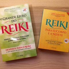 Novas edições de Livros de Reiki
