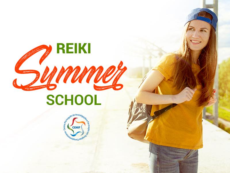 Reiki Summer School – Sábado