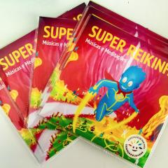 Super Reikinho – CD de Músicas e Meditações