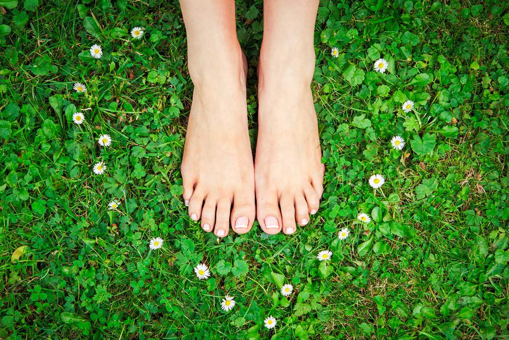 Sintonizar os pés eis a questão