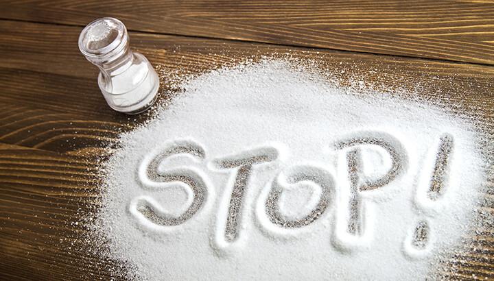 Cuidado com o sal antes de praticares Reiki
