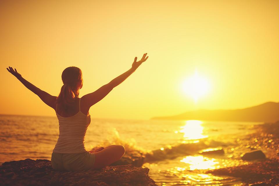 Meditação para o Ano Novo, uma nova energia