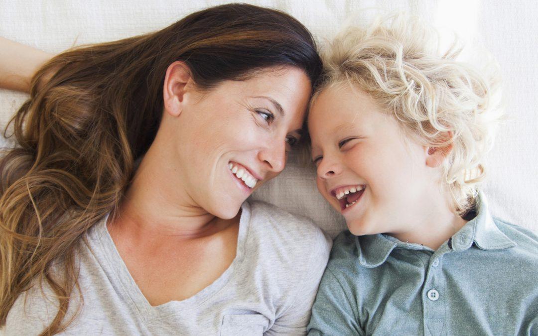 Como fazer o autotratamento Reiki com os filhos