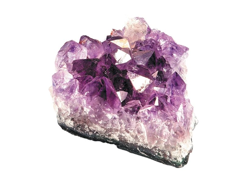 Grelha de cristais para a harmonia das emoções