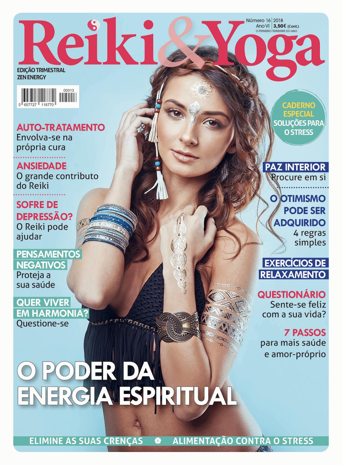 Revista Reiki & Yoga 16