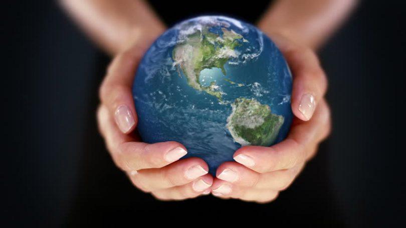 Uma grelha de cristais para a paz mundial