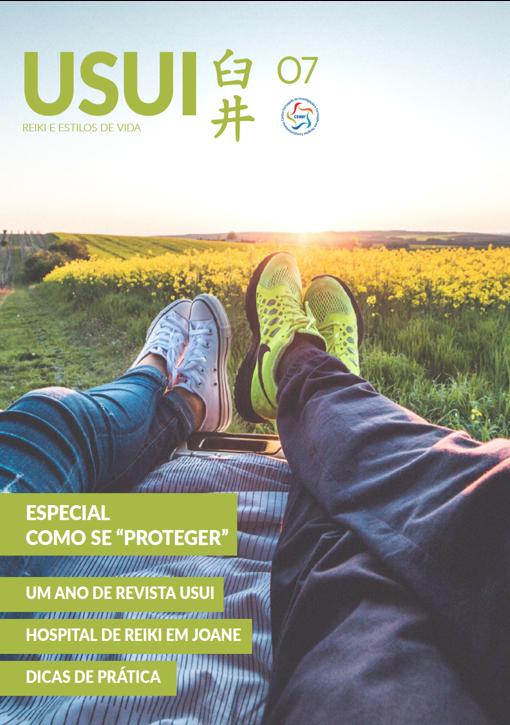 Revista Usui #7 – Reiki e Estilos de Vida