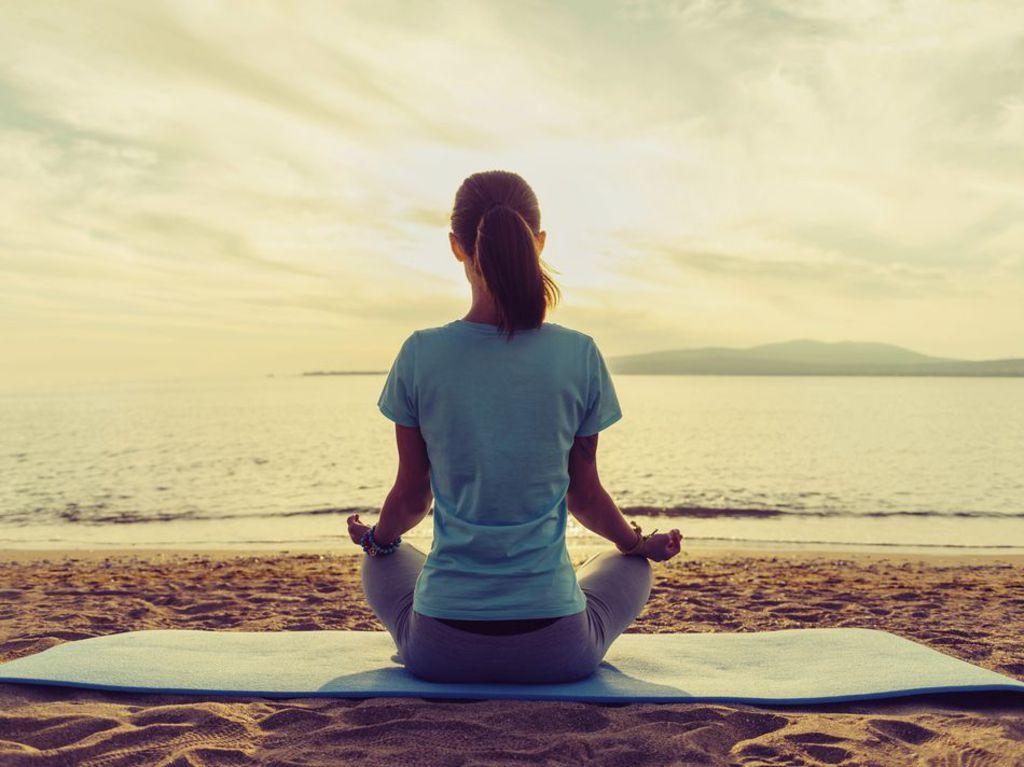 Meditação para as atitudes nos sete chakras