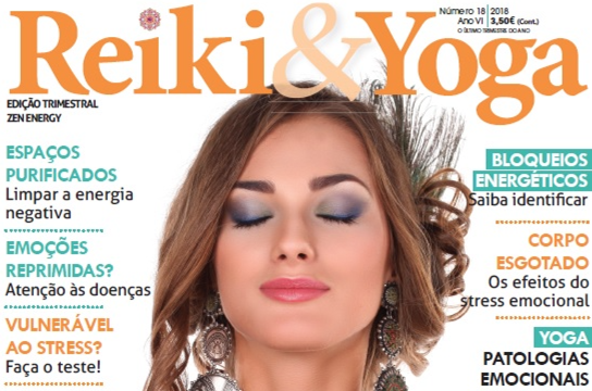 Revista Reiki & Yoga de Setembro