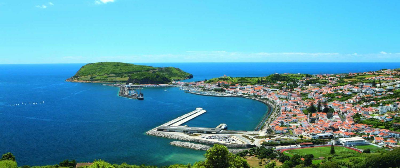 Viagem aos Açores - Faial, São Jorge e Pico - A Montanha e o Bambu 2019